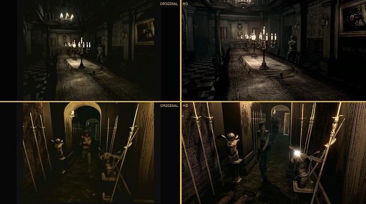 Скачать Игра Торрент Resident Evil Hd Remaster - фото 11